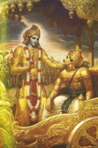 Образы Бога - отрывок из Бхагават Гиты