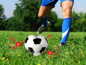 Футбол. В.Панарин. Е. Сосевич