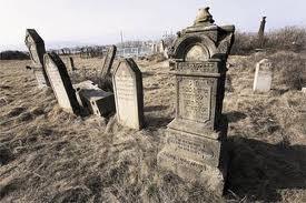 Ужасы старого кладбища