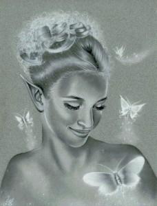 О. Алёшина Королева бабочек_муз