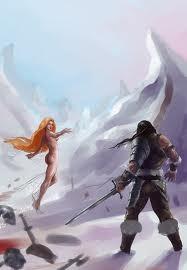 Дочь ледяного исполина