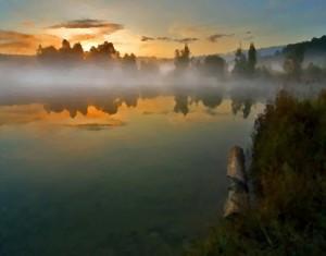 Сказка о тумане Н.Абрамцева