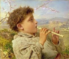 Кнут- музыкант - Топелиус - читает Григорий