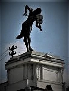 Поэзия - Наум Сагаловский  - Скрипач на крыше - читает Григорий