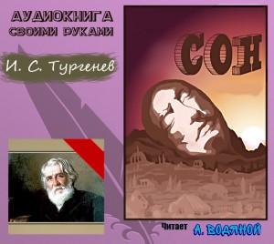 И. С. Тургенев. Сон (2) - чит. А. Водяной (РАДИО-двойка)